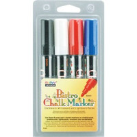 Marvy Uchida Bistro Chalk Markers - Assorted Colors
