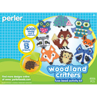 Woodland Critters Perler Bead Kit