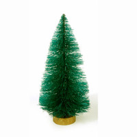 Sisal Tree - Green - 3 inches -10 pieces