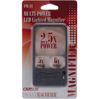 Lighted Pocket Magnifier