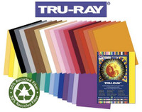 TRU RAY SULPHITE CONSTRUCTION 50 PACK 9X12