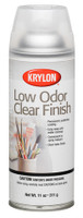 LOW ODOR CLEAR FINISH GLOSS 11oz