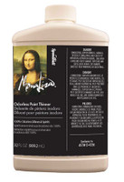MONA LISA ODORLESS PAINT THINNER 32oz