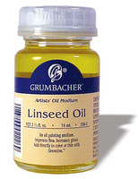LINSEED OIL 2-1/2oz