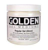 REGULAR GEL MATTE 8OZ