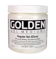 REGULAR GEL GLOSS 8OZ