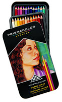 PRISMACOLOR PREMIER COLORED PENCIL 36 COLOR TIN SET