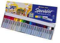 CRAY PAS SPECIALIST ARTISTS OIL PASTELS 25 COLOR SET