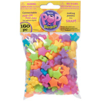Pop Beads 160/Pkg – Novelty