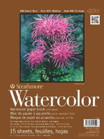 "Strathmore - Watercolor - 400 Series - 12""x18"" - 12 Sheets - 140LB"