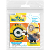 Perler Minions Fused Bead Kit – Stuart 2