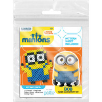Perler Minions Fused Bead Kit – Bob
