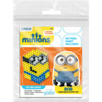 Perler Minions Fused Bead Kit – Bob 2