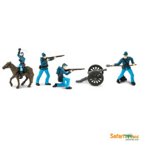 Civil War Union Soldiers Collection Designer TOOB® 2