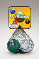 PAK-A-MAMMOTHS (1 5/8in.) ASSORTED NET