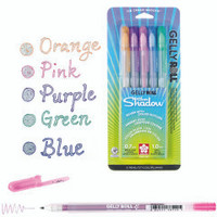 Gelly Roll Pen - Silver Shadow