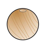Wood Round Bead - 20mm - 30 pieces - Big Value