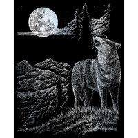 Wolf Moon – Engrave Art