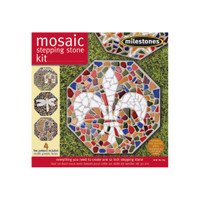 Mosaic –- Mosaic Stepping Stone Kit
