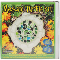 Turtle -– Mosaic Stepping Stone Kit