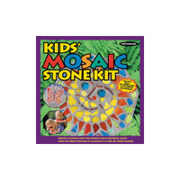 Kids -– Mosaic Stepping Stone Kit