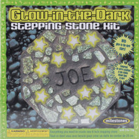 Glow-In-The-Dark -– Mosaic Stepping Stone Kit