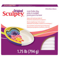Sculpey Original Polymer Clay 1.75lb