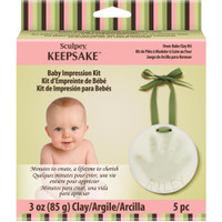 Sculpey Keepsake Kit – Baby