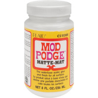 Mod Podge Matte Finish 8oz