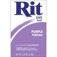Rit Dye Powder – Purple