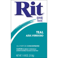 Rit Dye Powder – Teal