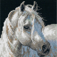Dimensions - Gentle Strength Mini Needlepoint