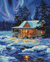 Dimensions - Winter Sky Cabin