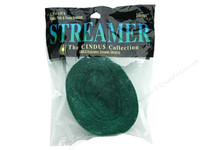 "Crepe Streamers 1.75""X81' – Emerald Green"