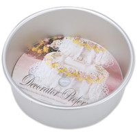 "Decorator Preferred Cake Pan - Round 8""X3"""