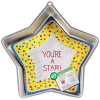 Novelty Cake Pan – Star