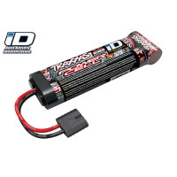 Traxxas NiMH 8.4v 7-Cell 5000mAh Flat w/iD Connector