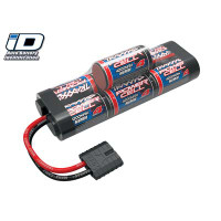Traxxas NiMH 8.4v 7-Cell 4200mAh Hump w/iD Connector