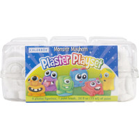 Plaster Playset – Monsters