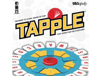 Tapple® – Fast Word Fun for the Whole Family!