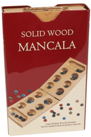 Deluxe Folding Travel Mancala Tin