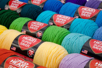 Red Heart Super Savers Solid Skeins