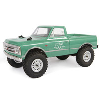 SCX24 1967 Chevy C10 Light Green