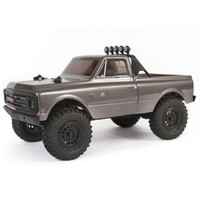 SCX24 1967 Chevy C10 Dark Grey