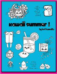 Kawaii Summer - Lori Bessette