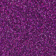 10 Gram Glitter Poof Bottle  - Prismatic Purple