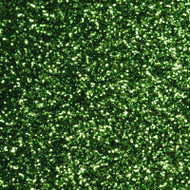 10 Gram Glitter Poof Bottle - Green Apple