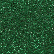 1/2 Ounce Glitter Poof Bottle  - Ever Green