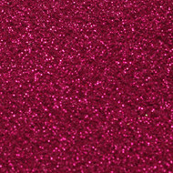 1/2 Ounce Glitter Poof Bottle - Magenta Splash