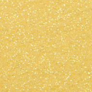 10 Gram Glitter Poof Bottle - Pastel Buttercup Yellow